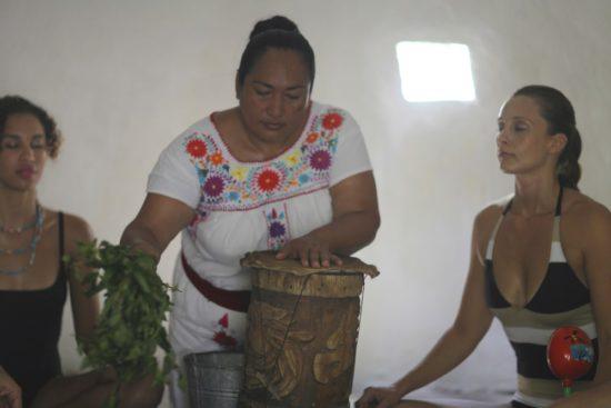 Temazcal: El Verdadero Sauna Maya