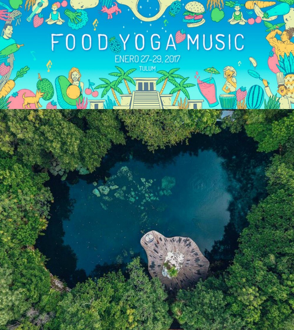 Tulum Vegan Fest at Sandos Caracol Eco Resort