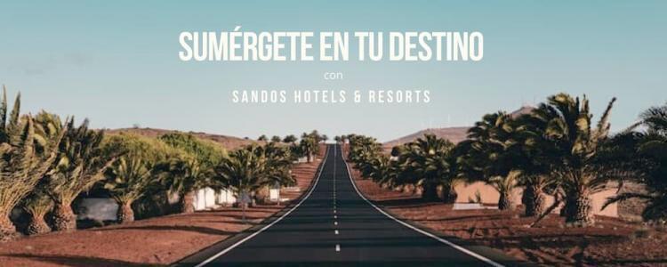 Sumérgete en tu destino con el servicio de media pensión de Sandos Hotels and Resorts