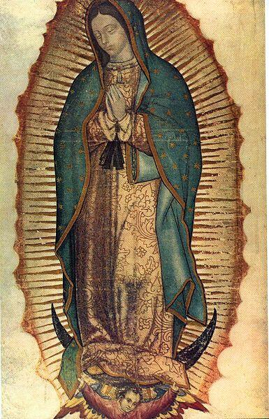 Patron Saint of Mexico