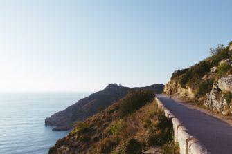 Ruta al Faro del Albir