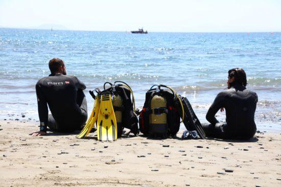 Diving with Sandos Papagayo