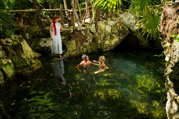 cenote spa treatment