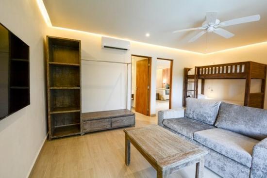 Eco Family Penthouse - habitación secundaria