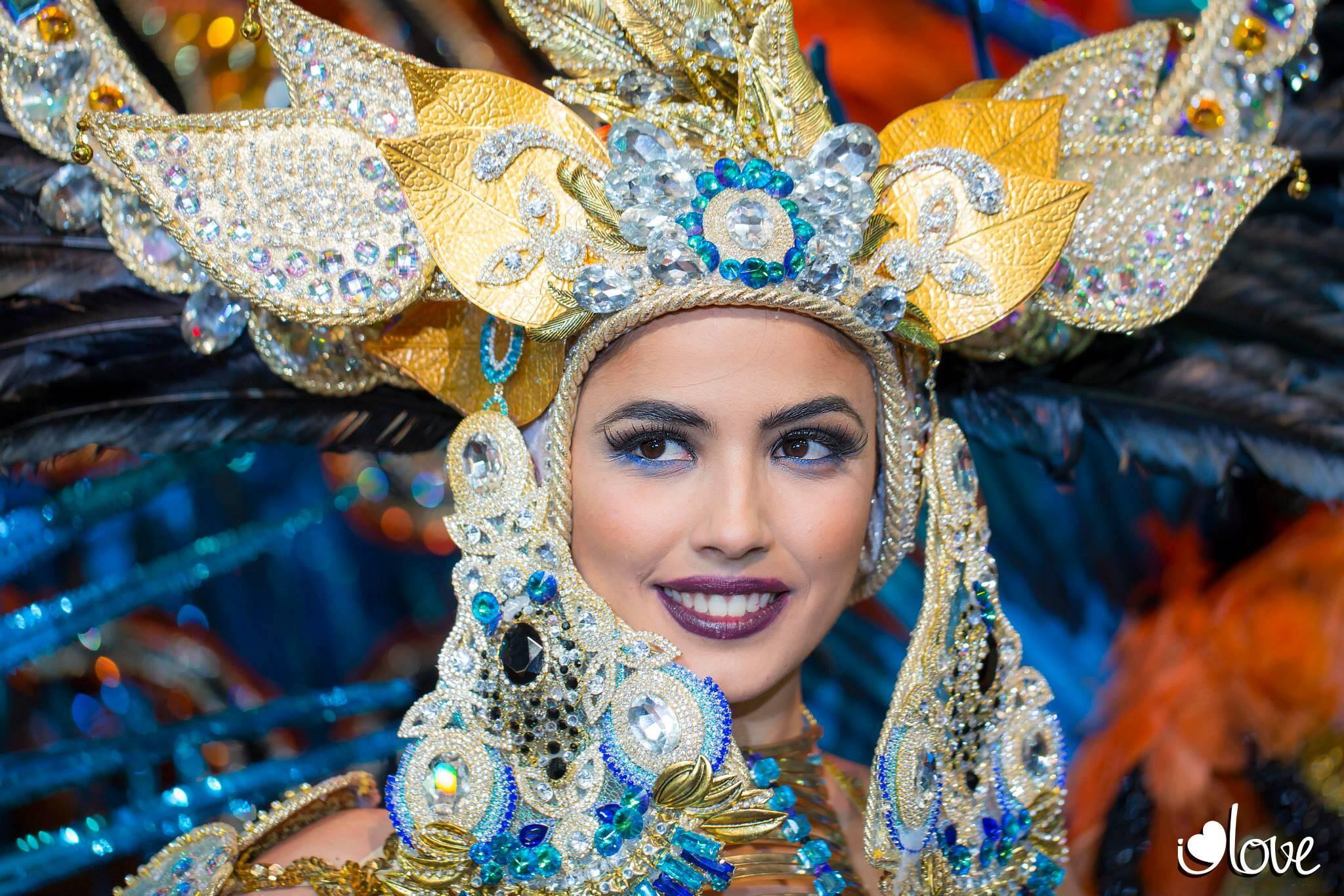 Reina del Carnaval de Tenerife 2014