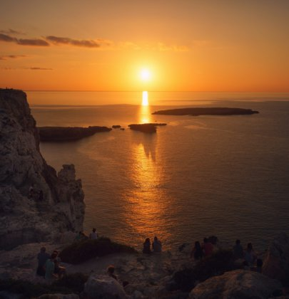 The Best Sunsets in Ibiza
