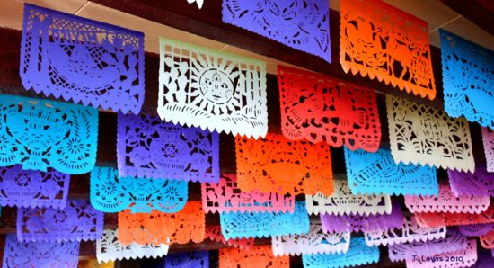 Papel Picado for the Day of the Dead