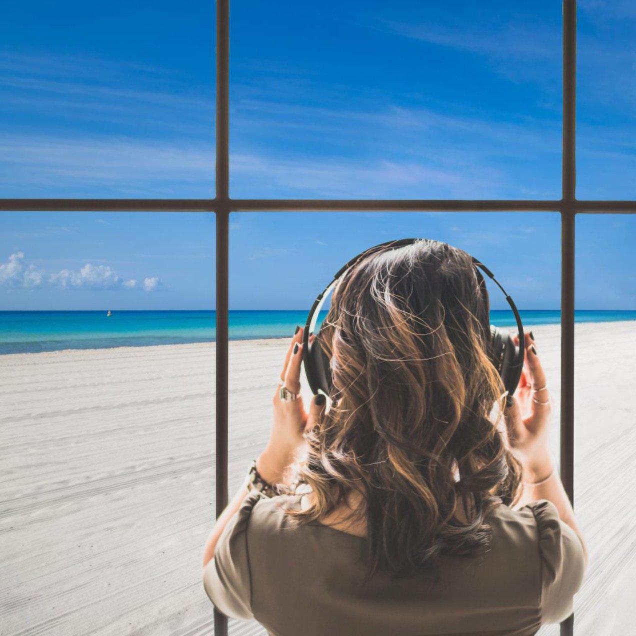 Playlists de música para sentirse en vacaciones